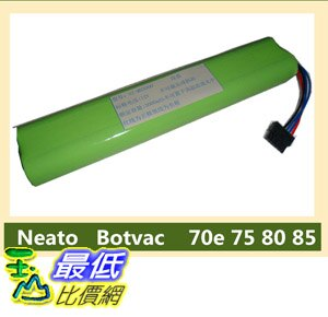 [104現貨供應 ] Neato  3000MAH 副廠電池 BotVac 70e, 75, 80 & 85 Series Battery