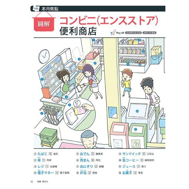 Live互動日本語雜誌(純書版)4月2019第28期