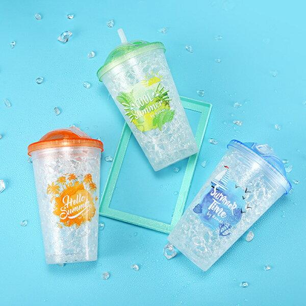 REMAX酷冰系列保冷吸管杯酷冰杯保冷杯調理杯果汁杯隨身瓶隨行杯隨身杯冰塊杯
