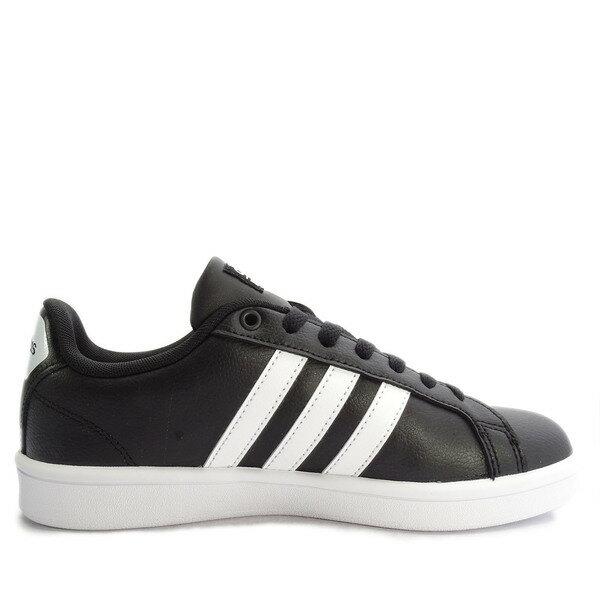 Adidas Cloudfoam Advantage W [AW4288] 女鞋 運動 休閒 黑 白 愛迪達