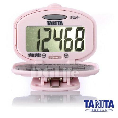 TANITA 計步器 PD635 粉紅