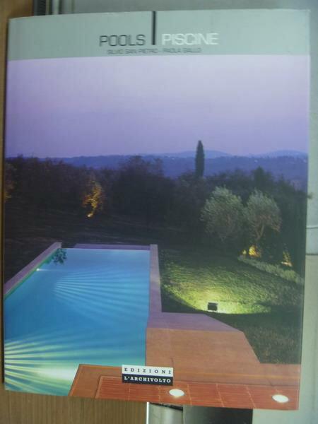 ~書寶 書T7/原文書_PPB~Pools piscine_2003