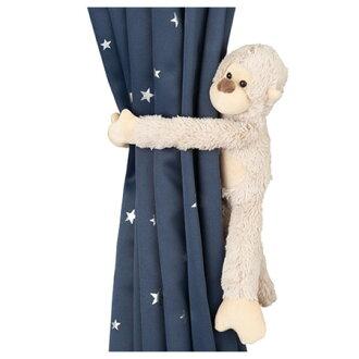 動物窗簾束帶 猴子