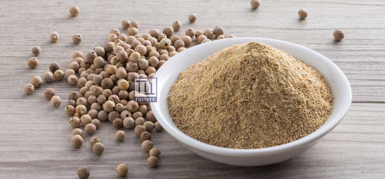 White Pepper  Powder  印度白胡椒粉