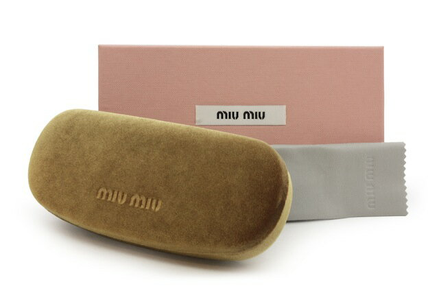 New Women Eyeglasses Miu Miu MU07OV 1AB1O1 52 4