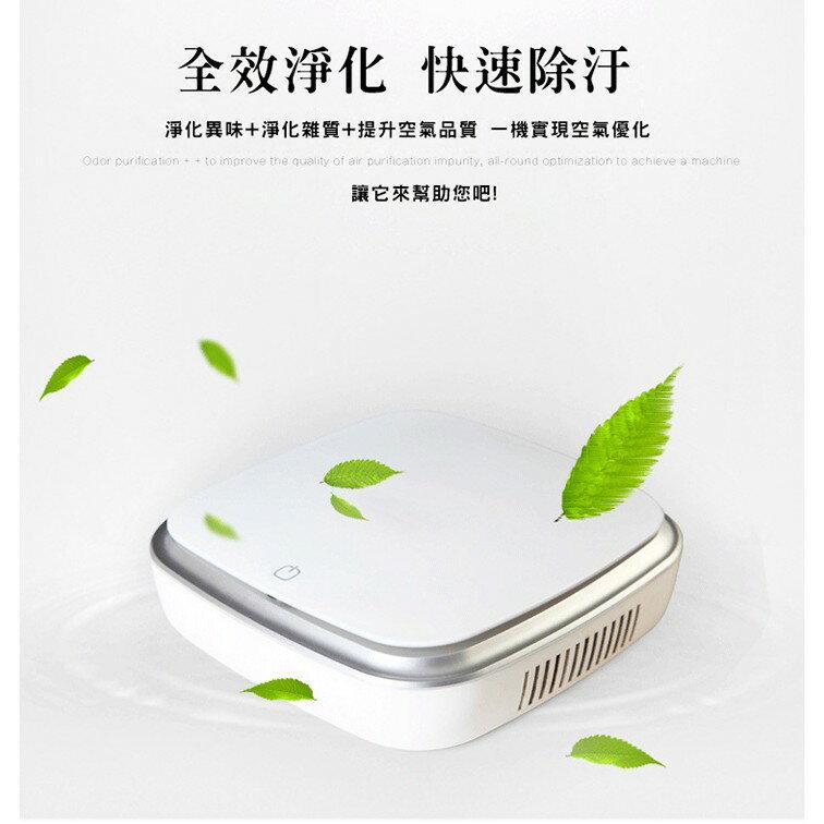 [現貨] 日本負離子USB 家用 車用空氣清淨機 空氣淨化器 除異味煙味 HEPA濾網(家用車用迷你空氣清淨機專用)