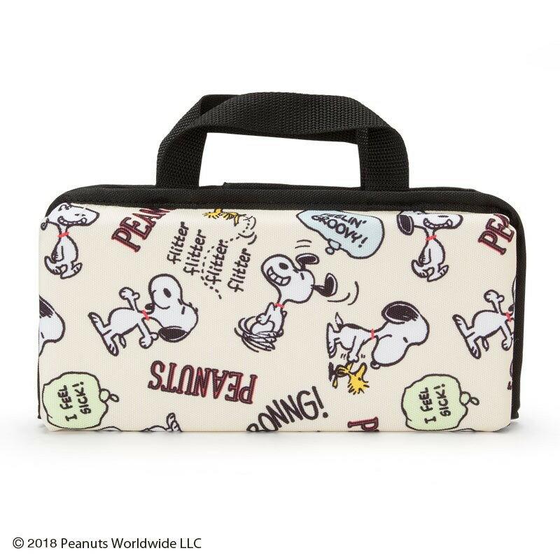 X射線【C047446】史努比 Snoopy 攜帶式野餐墊1人用SS,旅行/出遊/郊遊/全家同樂/野餐墊/露營/地墊/腳踏墊