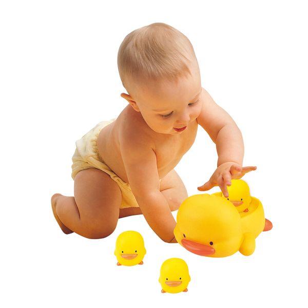 PiYo黃色小鴨-水中有聲玩具(880081)★愛兒麗婦幼用品★