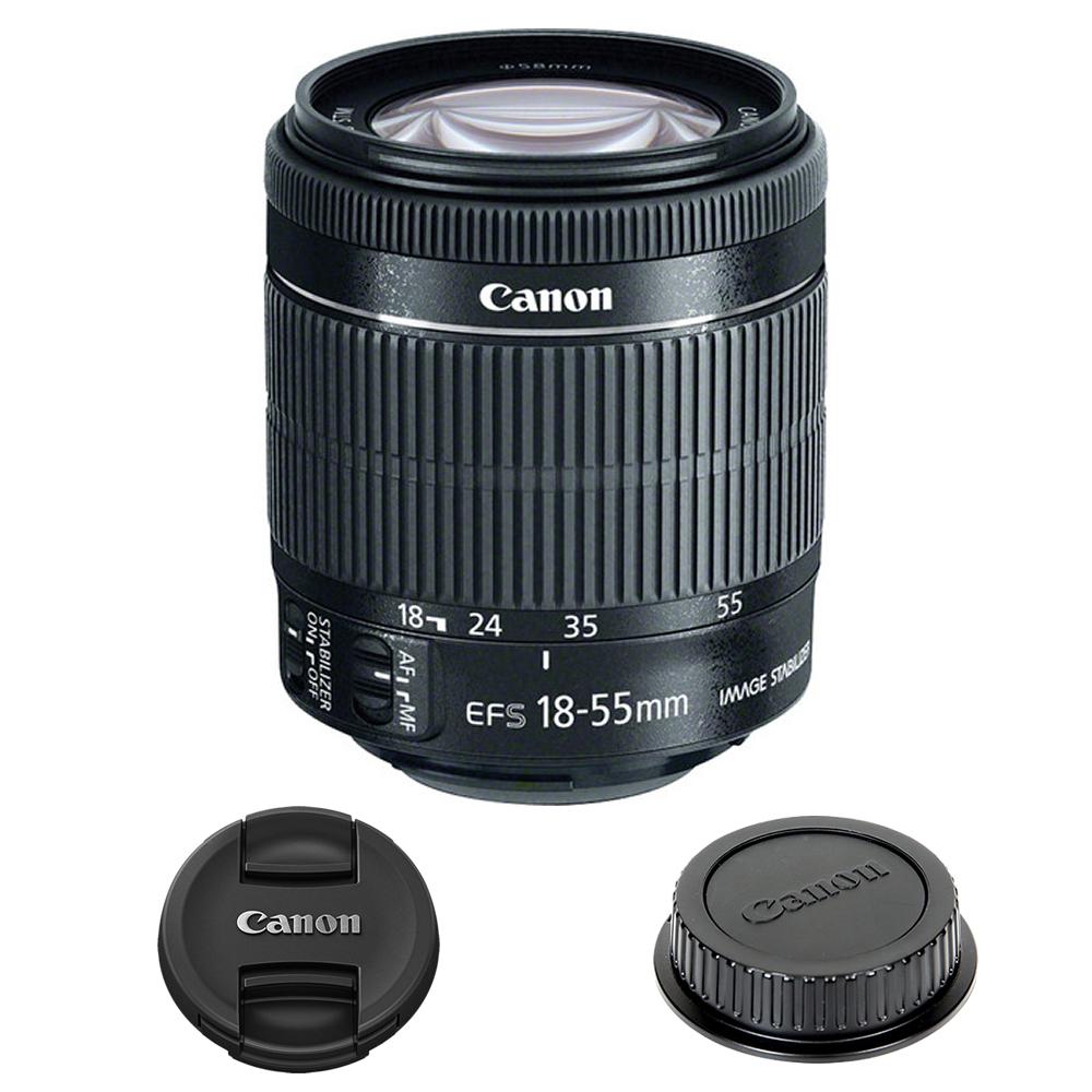 Canon 18-55mm f/3.5-5.6 IS STM Lens International Model
