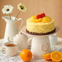 父親節蛋糕推薦到(含運)6吋花影橙香[詩人假期蛋糕]就在不二緻果 原高雄不二家推薦父親節美食