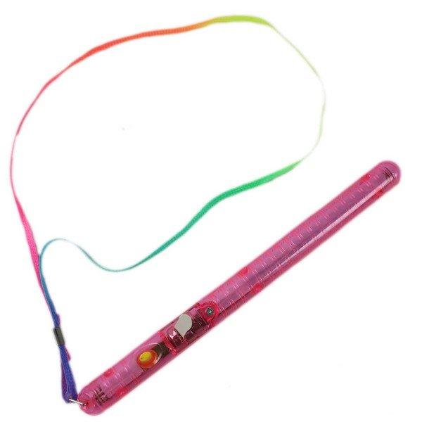 LED發光棒 七彩閃光棒(內附電池)CX-018 / 一支入(促30) 七種模式 螢光棒 指揮棒 交通棒 派對 演唱會-YF13158 2