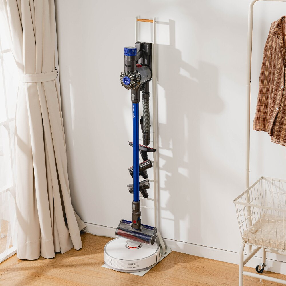 掃地機器人 / 吸塵器收納架 置物架 Dyson 戴森適用 手持式吸塵器掛架 收納架 免運【A052】V7 V8 V10 V11適用 1