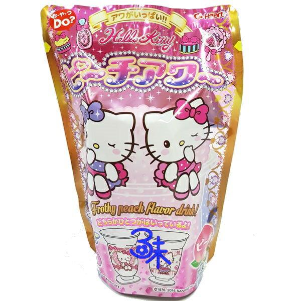 (日本) HEART diy 凱蒂貓飲料粉 (手工食玩 diy自製飲料) 1包10 公克 特價 110 元 【4977629242882 】