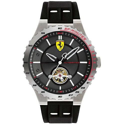 FERRARI 法拉利  狂熱飆速 機械計時腕錶 830364