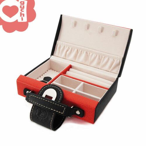 【亞古奇 Aguchi】手提戀旅-手工精品、時尚設計珠寶盒 1