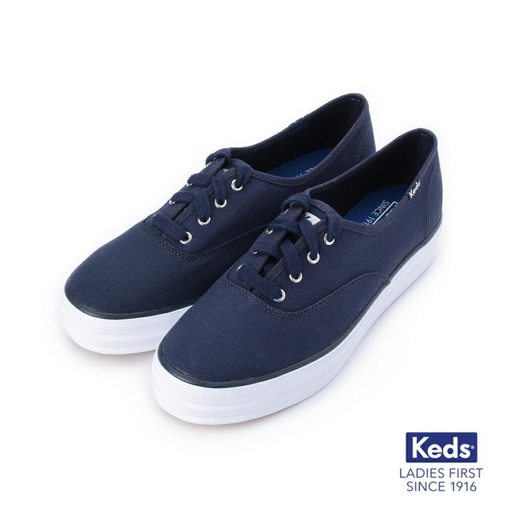 KEDS-W130027經典帆布鞋 TRIPLE系列