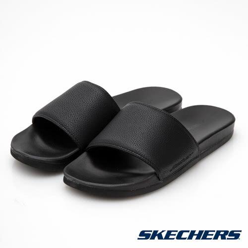SKECHERS 時尚休閒拖鞋