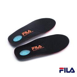FILA 抗菌布運動鞋墊 黑 SLR-5003-BK 附屬品