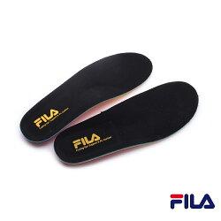 FILA 抗菌布戶外鞋墊 黑 SLR-5004-BK 附屬品