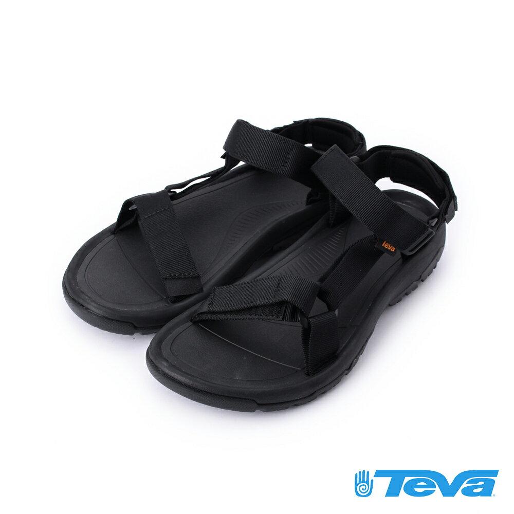 TEVA HURRICANE XLT2經典織帶運動休閒涼鞋 黑 TV1019234BLK 男鞋 運動涼鞋 /  拖鞋 0
