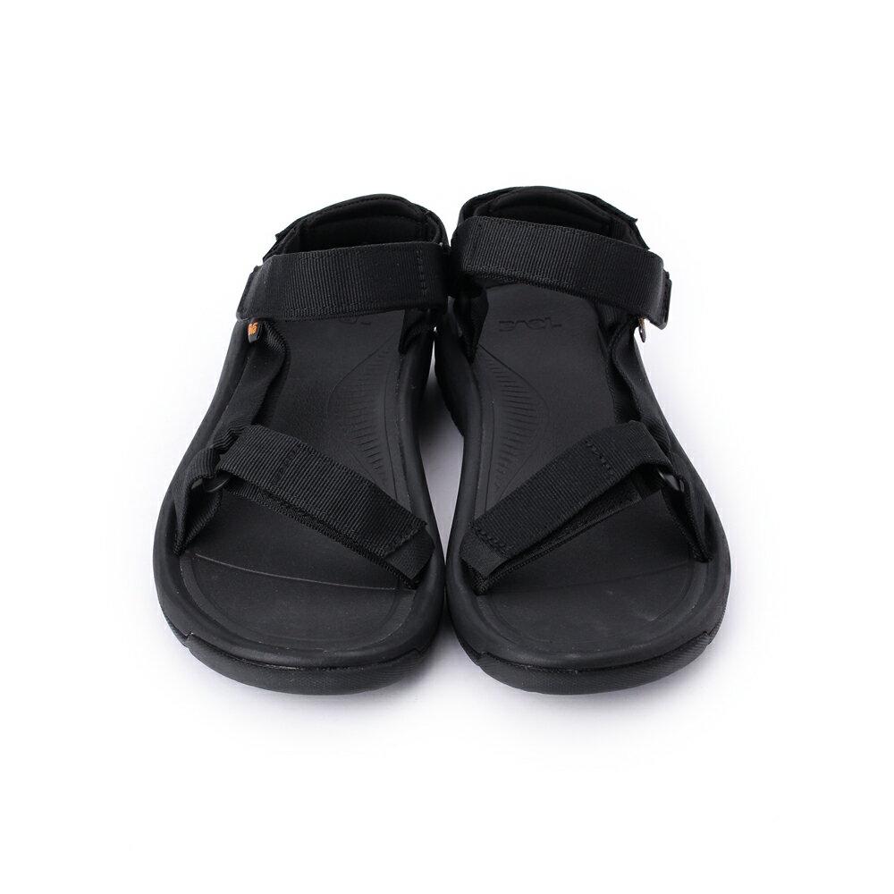 TEVA HURRICANE XLT2經典織帶運動休閒涼鞋 黑 TV1019234BLK 男鞋 運動涼鞋 /  拖鞋 2