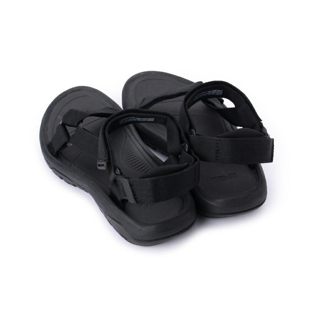 TEVA HURRICANE XLT2經典織帶運動休閒涼鞋 黑 TV1019234BLK 男鞋 運動涼鞋 /  拖鞋 4