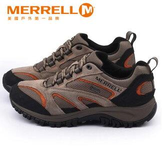 MERRELL男款 PHOENIX GORE-TEX戶外多功能鞋 棕