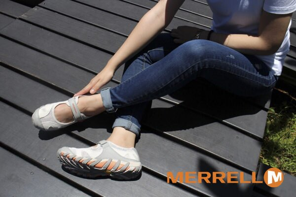 MERRELL CAPRA RAPID 多功能涼鞋 白 水陸兩棲│三棲運動│健行鞋│休閒鞋 6