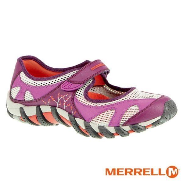 MERRELL CAPRA RAPID 多功能涼鞋 紫 水陸兩棲│三棲運動│健行鞋│休閒鞋 0
