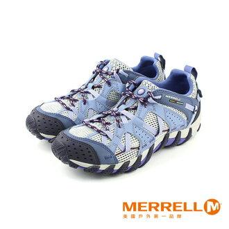 MERRELL CAPRA RAPID 多功能涼鞋 紫藍 水陸兩棲│三棲運動│健行鞋│休閒鞋