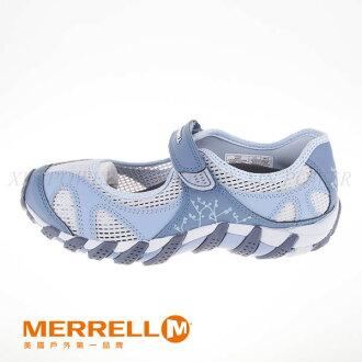 MERRELL CAPRA RAPID 多功能涼鞋 水藍 水陸兩棲│三棲運動│健行鞋│休閒鞋