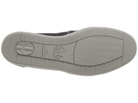 【全店點數15倍送】Mephisto 洞洞透氣皮革休閒懶人鞋 藍 5