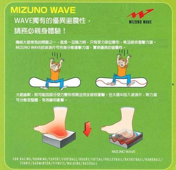 Mizuno 男路跑鞋 WAVE HITOGAMI 3 黑 7