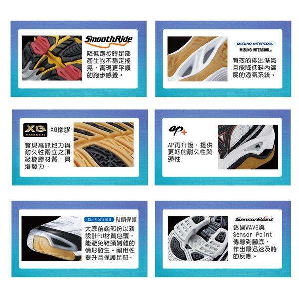 【MIZUNO 6折│全店免運】MIZUNO  慢跑鞋 Synchro MX 路跑 女鞋 5