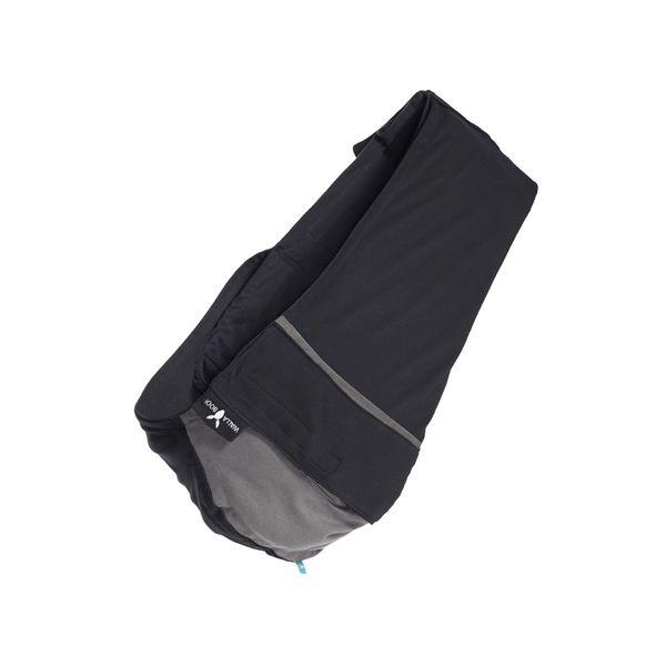 【安琪兒】荷蘭【wallaboo】酷媽袋鼠背巾 - 雙色系(黑/灰) 0