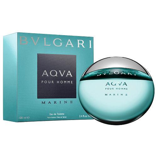 Bvlgari AQVA Marine寶格麗活力海洋能量男性淡香水 5ml【特價】§異國精品§