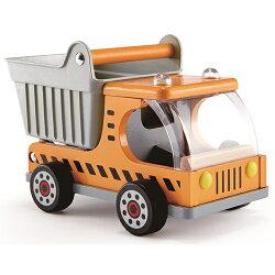 【免運費】《 德國 Hape 愛傑卡》工程卡車