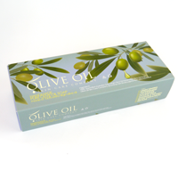 Olive Oil♪三入禮盒包裝盒(空盒)