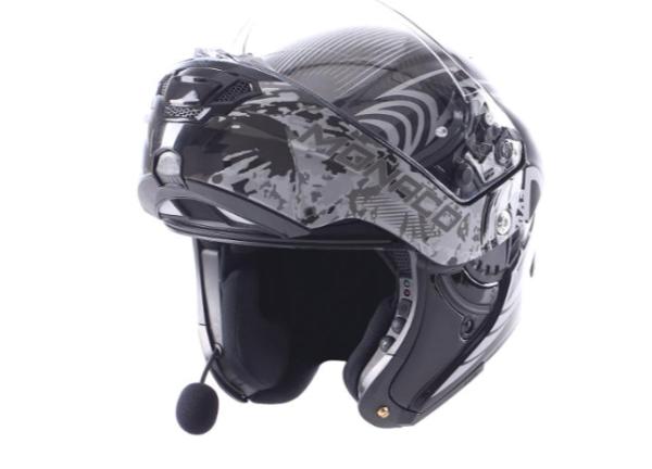 JarvishXLAZERMonacoEvoS可樂帽碳纖黑透過語音控制(照相、音樂播放、接打電話)【迪特軍】