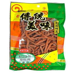展譽食品 香Q豆絲 100g