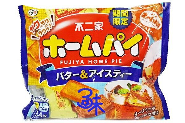 ^( ^) Fujiya 不二家雙味34枚千層派^(奶油  冰紅茶^) 1包 166 公克