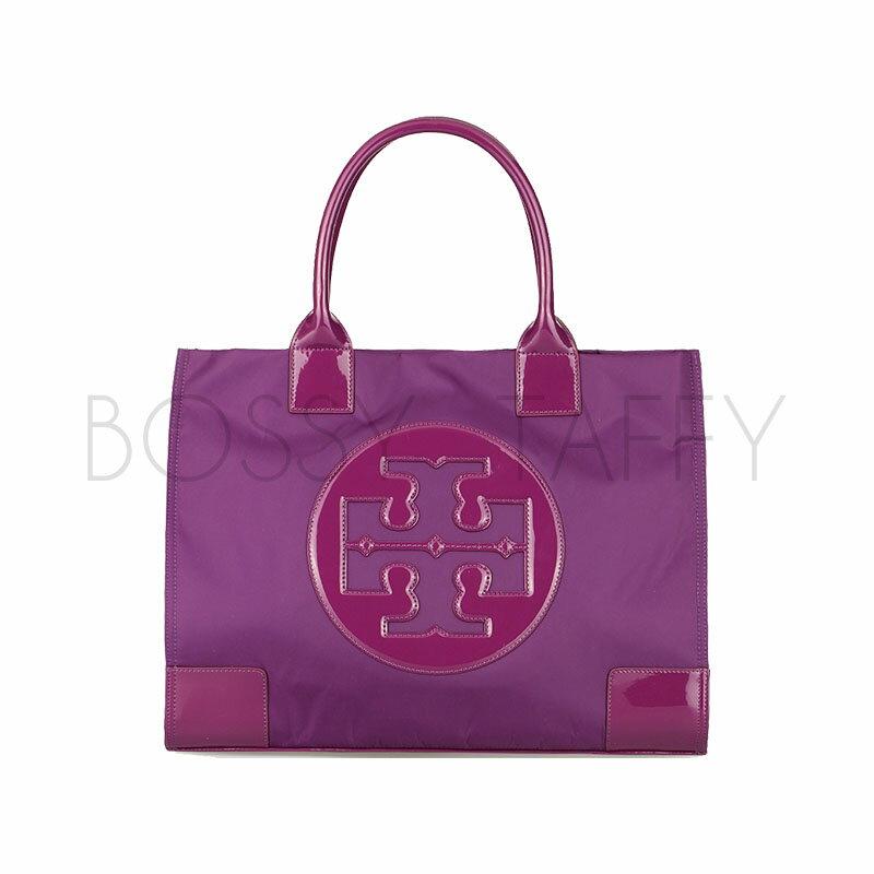 TORY BURCH 50009811 ELLA TOTE 紫色托特包 (大/中)