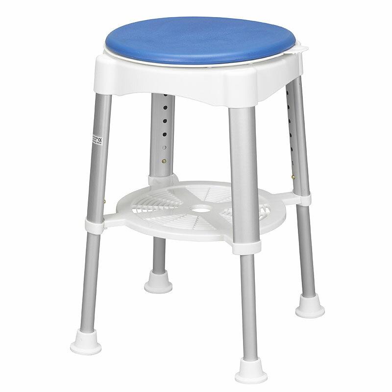 【樂齡網 崇德店】Nitro可旋轉浴室用洗澡椅-板凳型
