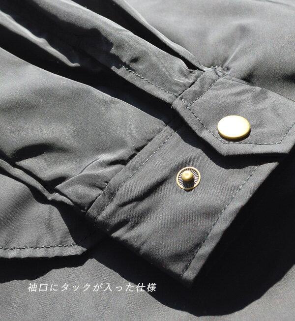 日本e-zakka / 連帽軍裝夾克外套 / 32620-1900091 / 日本必買 代購 / 日本樂天直送(4500) 8