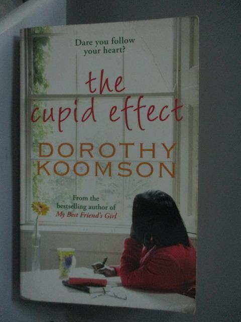 ~書寶 書T1/原文書_HCB~The Cupid Effect_Dorothy Koom