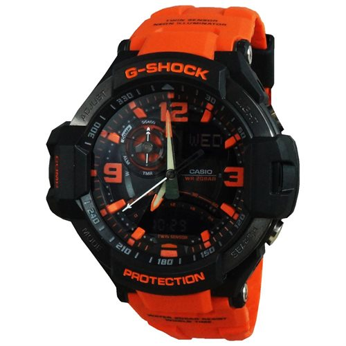 Casio G-Shock G-Aviation Compass Aviator Watch GA1000-4A 1