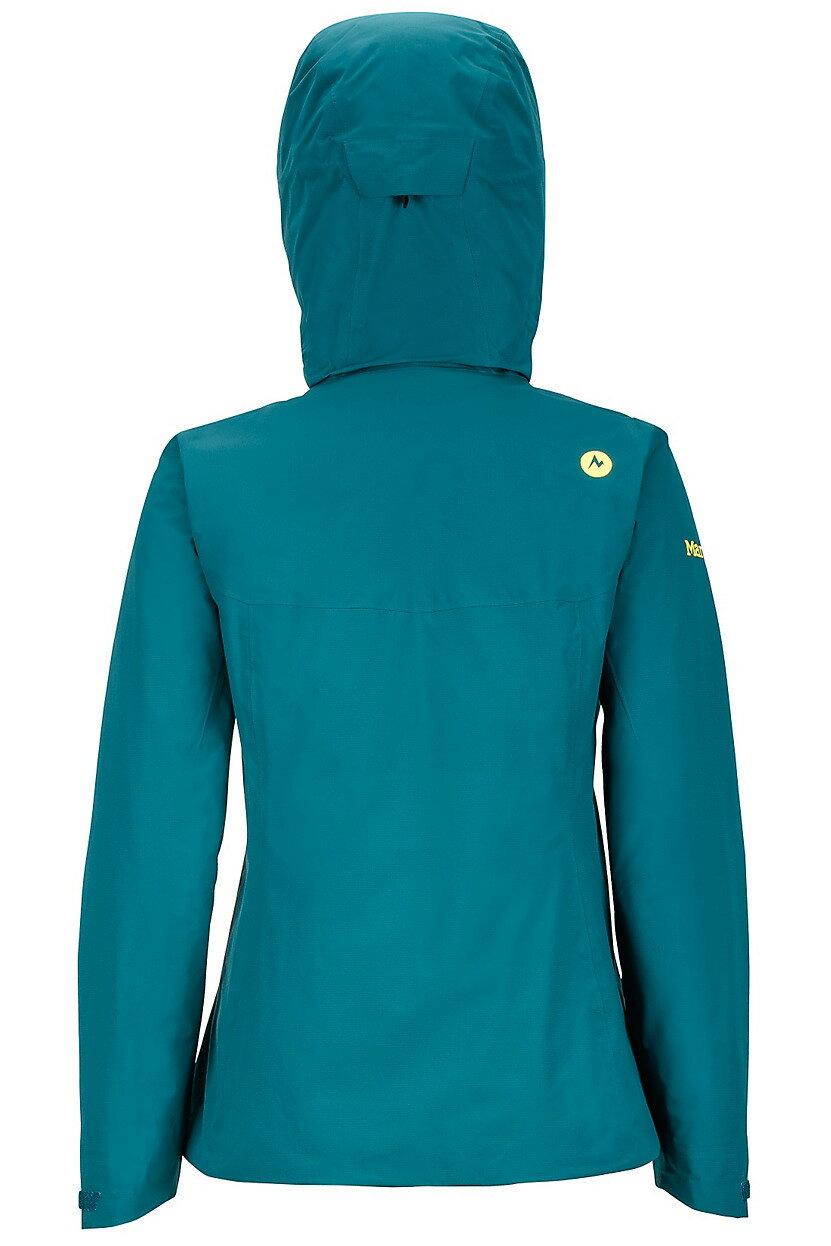 ├登山樂┤美國Marmot土撥鼠 Headwall Jacket女款防水透氣保暖外套 綠 #76290-2209