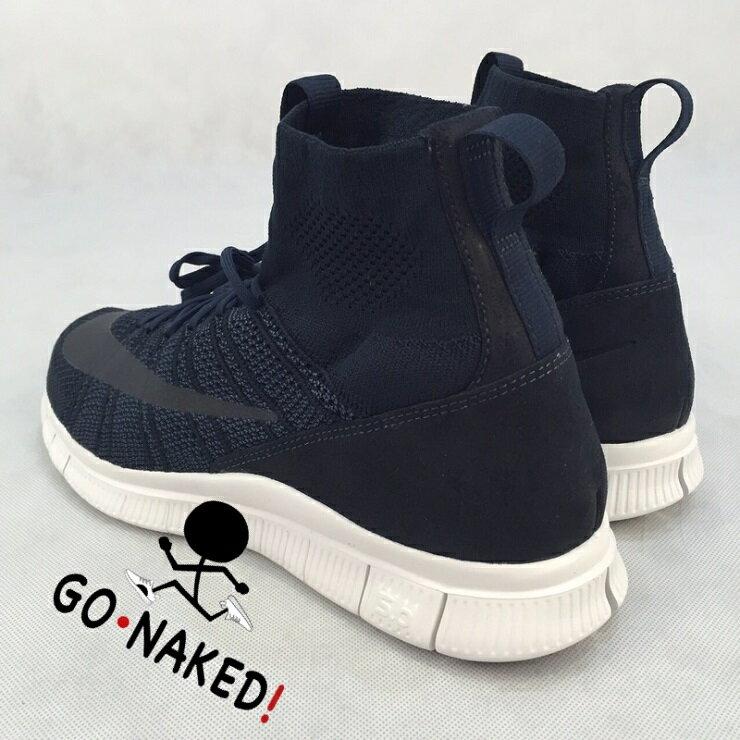 Nike Free Flyknit Mercurial Superfly 呂布鞋 2