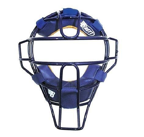 棒球世界 Brett 布瑞特 超輕量成人用捕手面罩 B-M01 寶藍色
