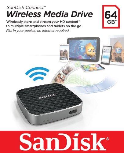 SanDisk Connect 無線分享裝置64GB 公司貨 無線WIFI傳輸